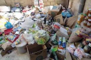 إتلاف أزيد من 400 كلغ من المواد الغذائية الفاسدة بمكناس