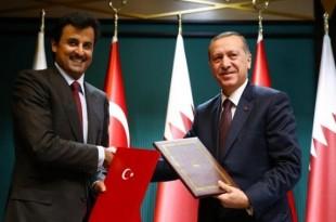 اتفاقية في مجال التعاون الزراعي بين قطر و تركيا