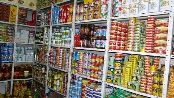 حجز 154 طنا من المواد غير الصالحة للاستهلاك خلال رمضان