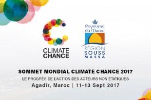 2eSommet Mondial Climate Chance à Agadir