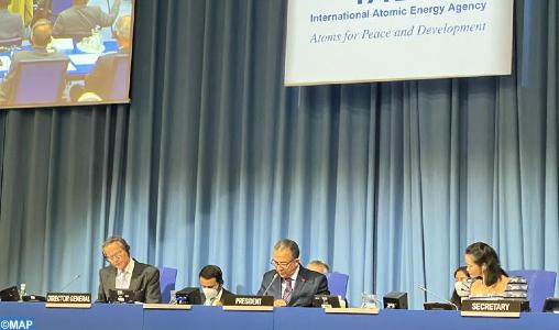 64ème Conférence générale de l'AIEA sous présidence marocaine : un bilan riche en réalisations