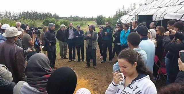 Abdelkrim LOUKILI, agriculteur biologique à Benslimane
