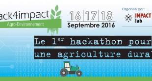 """Agriculture durable: 1ère édition du """"Hack4impact"""""""