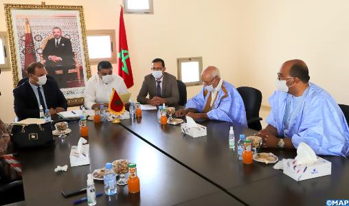 Ahmed Ahmimid (PI) reconduit à la tête de la Chambre d'agriculture de Laâyoune-Sakia El Hamra