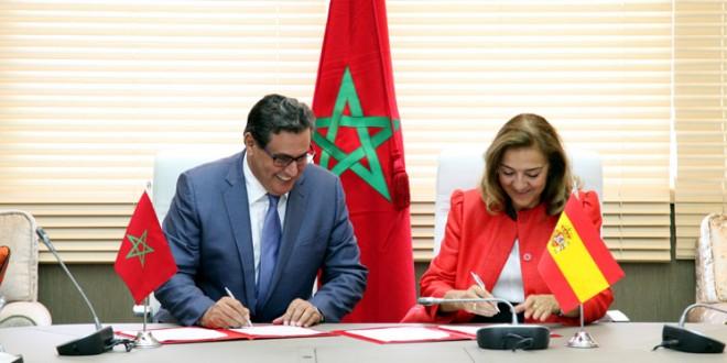 Maroc-Espagne: Mémorandum d'entente en Biotechnologie