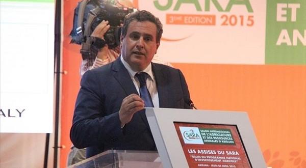 Aziz Akhannouch: le Maroc veut partager son expertise agricole