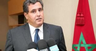 Aziz Akhannouch s'est entretenu avec 2 commissaires européens