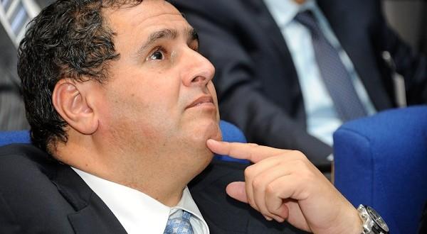 Aziz Akhannouch s'entretient avec le président du parlement centre-américain