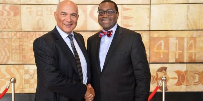 La BAD s'engage à accompagner l'OCP en Afrique
