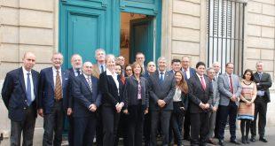 144èmeRéunion des membres du Conseil d'Administration du CIHEAM sous présidence marocaine à Paris