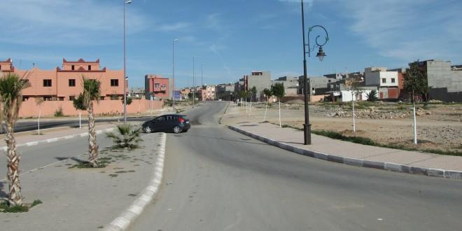 Chichaoua: Projet de traitement des boues résiduaires