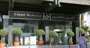 Crédit Agricole du Maroc : Le PNB augmente de 14% au T1