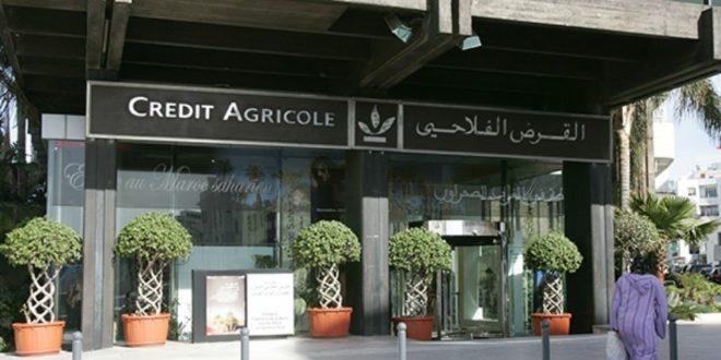 Le Crédit Agricole du Maroc enregistre une croissante notable au T2