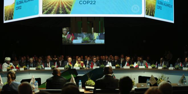 27 pays africains adoptent la Déclaration de Marrakech
