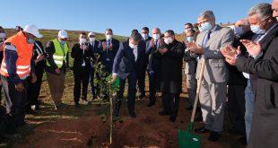 Khénifra lancement de plusieurs projets agricoles
