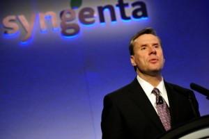 Mike Mack Directeur Général de Syngenta démissionne, c'est la surprise (ph: 24heures.ch)