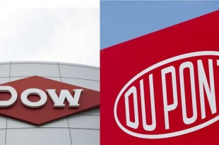 Dow Chemical et DuPont fusionnent!