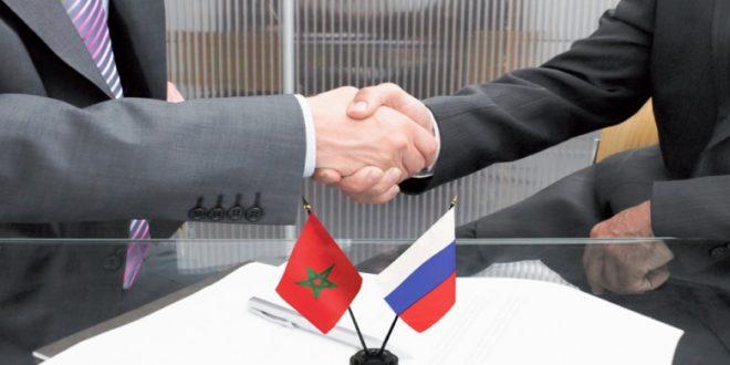 Echanges Maroc-Russie