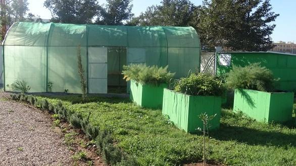 Inauguration d'un espace expérimental d'agriculture urbaine à Casablanca