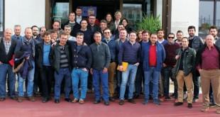 35 producteurs espagnols en visite à Saint Charles International