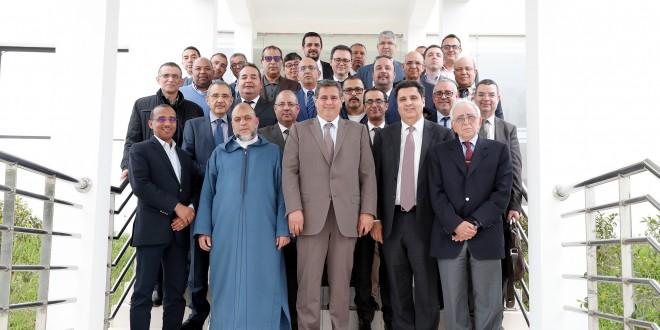 FISA_Réunion avec Akhannouch pour faire le point sur le secteur