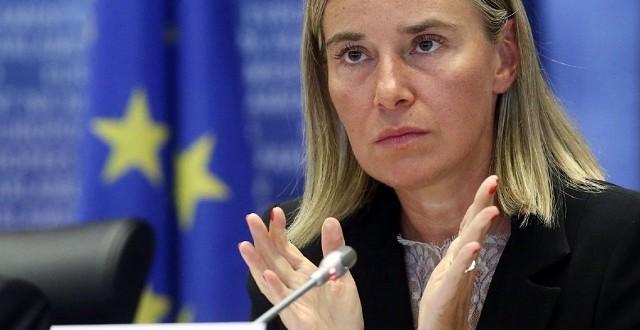 """Federica Mogherini """"les européens tiennent au Maroc"""""""