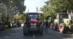 crise agricole en france