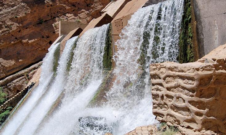 Guir-Ziz-Rhéris : La tenue du conseil d'administration de l'Agence du Bassin Hydraulique