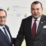 COP22 : La France confirme son soutien au Maroc