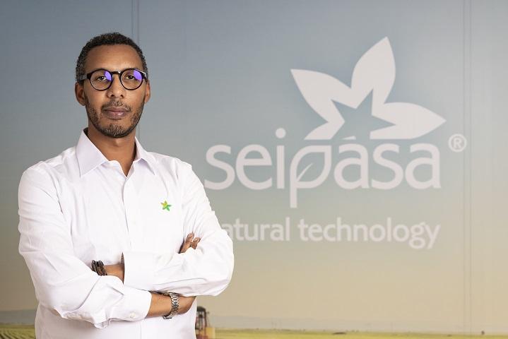 Mohcine Ousfani, directeur de l'unité d'affaires de Seipasa en Afrique.