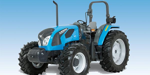Dimateq: nouveau tracteur Landini Landforce 115