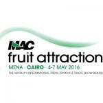 Mac Fruit Attraction tiendra sa 1ère édition au Caire