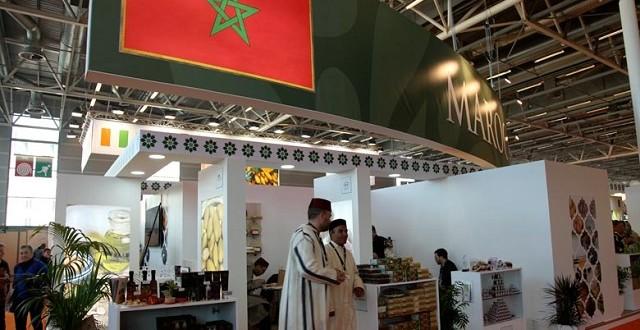 Les « produits du terroir » marocains à l'honneur au SIA