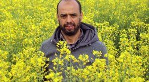 Dr Abdelghani Nabloussi, Amélioration génétique des oléagineux annuels, Coordinateur de l'UR.APCRG, INRA – CRRA Meknès