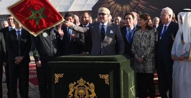 « Noor I » : Inauguration royale en présence de 1 500 personnalités