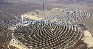 Le projet solaire Noor mobilise d'importants financements