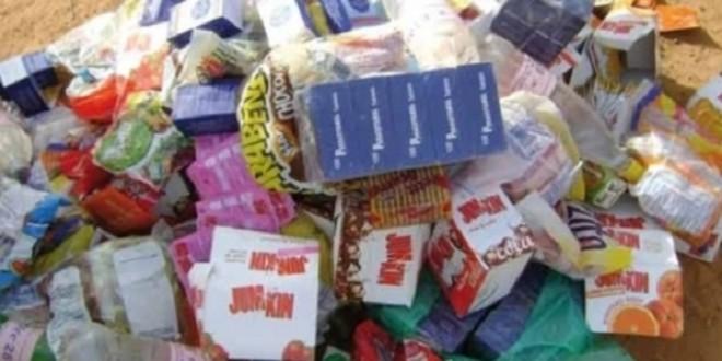 ONSSA: Saisie de 7 tonnes de produits impropres à la consommation