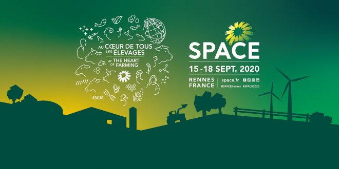 SPACE 2020, le Salon international de l'élevage s'annonce