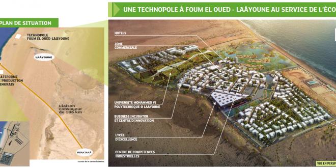 OCP: La Technopole Foum El Oued fait tourner des têtes au Cityscape