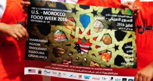 La 2ème édition de l'US/Morocco Food Week au Maroc