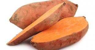 La patate douce américaine a du succès!