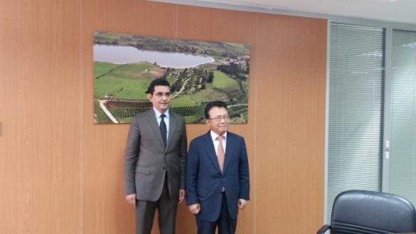 ADA: La Corée du Sud va soutenir deux projets agricoles