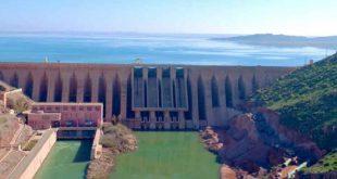 Marrakech : perforation du barrage Al Massira, « une première en Afrique »
