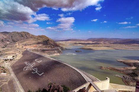 Souss-Massa le taux de remplissage des barrages en hausse