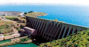 Le taux de remplissage des barrages nationaux atteint 44,8%