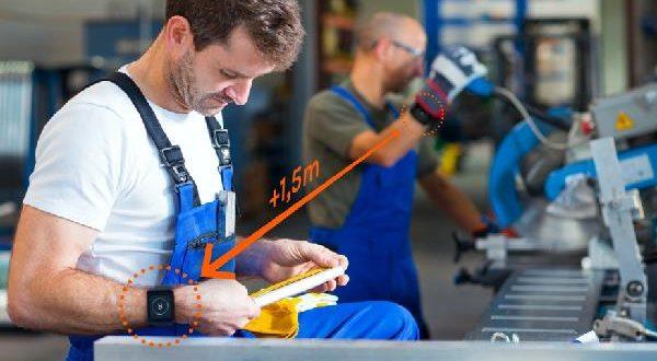 Covid-19 : Un bracelet électronique pour endiguer la propagation du virus sur le lieu de travail