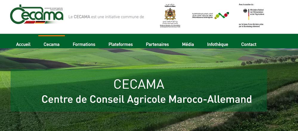 CECAMA: Journée sur la conduite technique des cultures fourragères