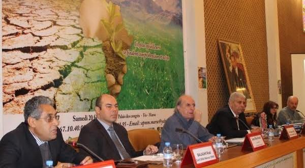 Rencontre internationale à Fès sur les changements climatiques
