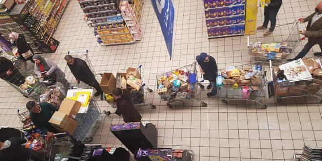 """Coronavirus: Le stock des denrées alimentaires, une """"chose incroyablement stupide"""""""