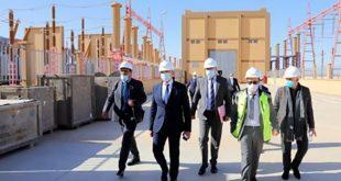 Laâyoune : la nouvelle station de dessalement de l'eau de mer bientôt opérationnelle